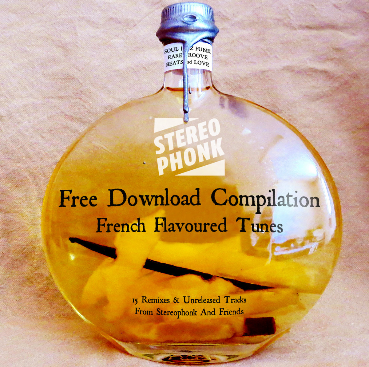 stereophonk_frenchflavouredtunes